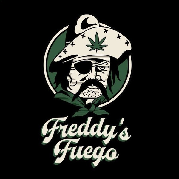Freddy's fuego logo
