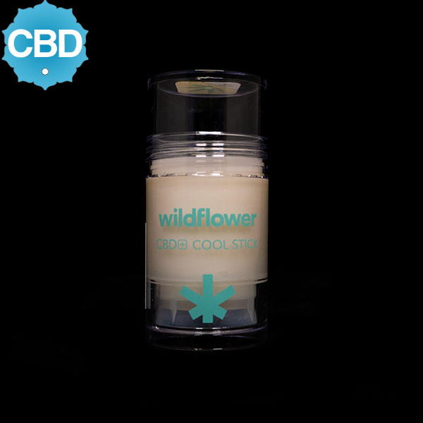 Wildflower mini cbd cool stick