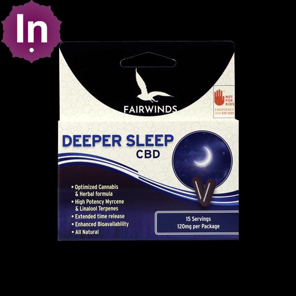 Deepersleep capsule front web
