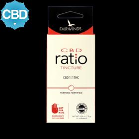 1:1 CBD Ratio Tincture