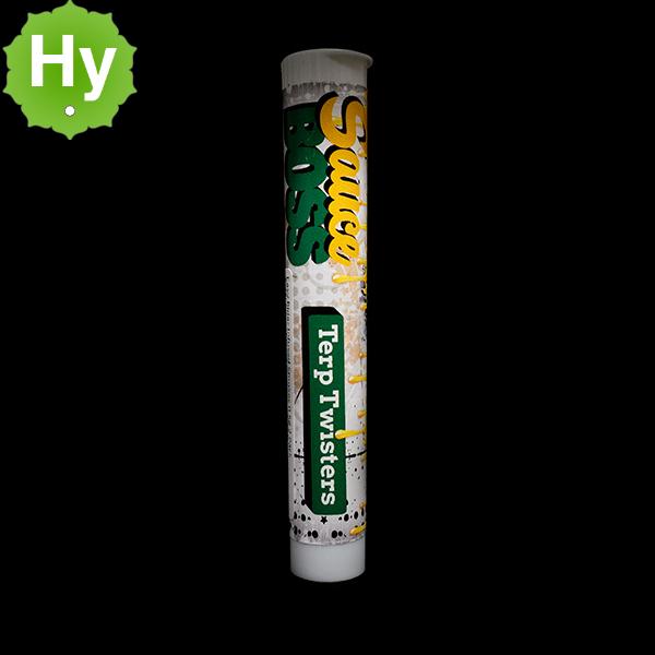 Landrace labs sauce boss hybrid infised preroll