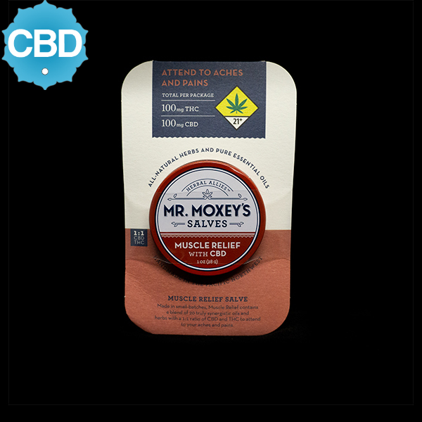 Moxey muscle relief cbd 1 1