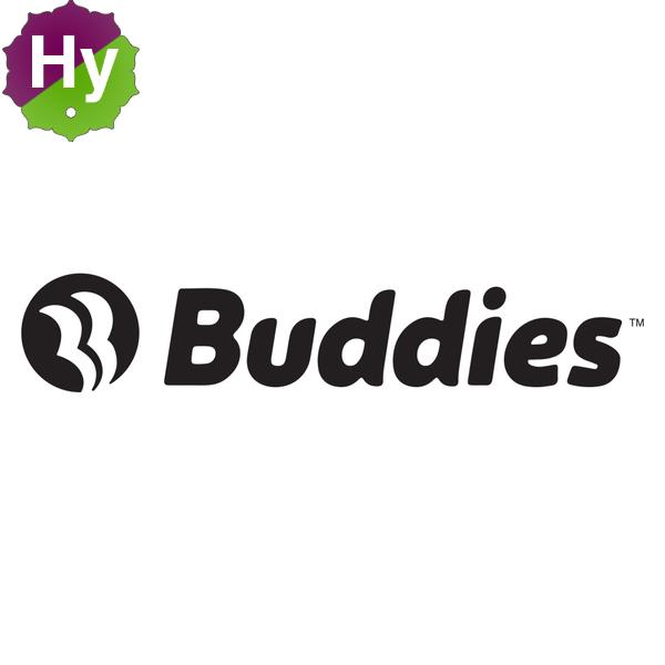 Buddies b w lg