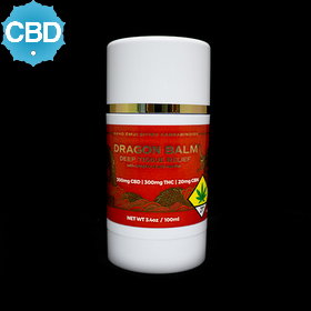 CBD 1:1 Dragon Balm Roll-On