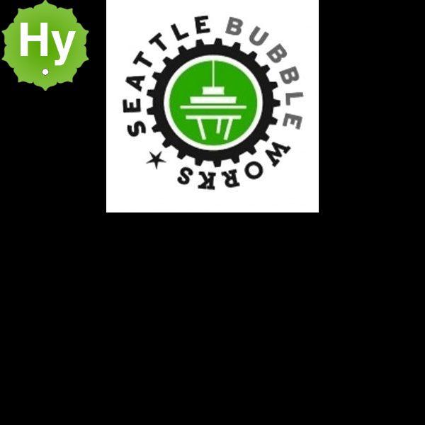 Seattle bubble works logo