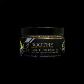 Soothe Bath Salts with Eucalyptus & Lavender