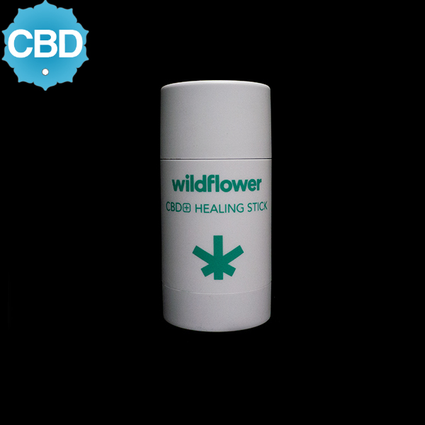 Wildflower mini cbd healing stick