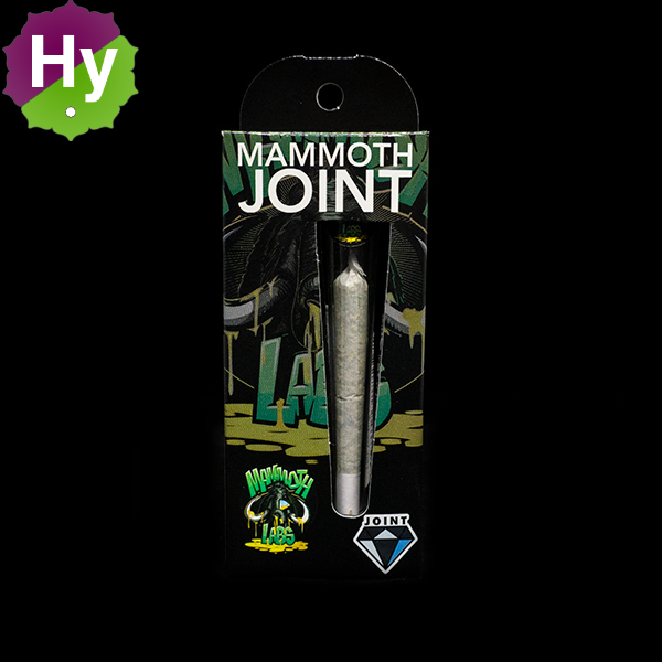 Mammoth diamond joint