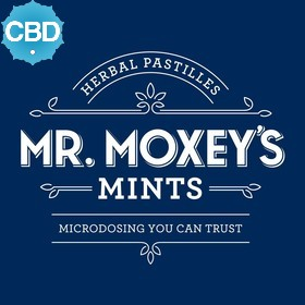 Moxey CBD Peppermint 5:1