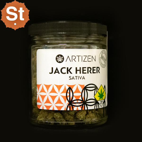 Artizen jack herer jar