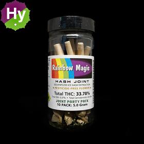 Rainbow Magic Infused Pre-roll Jars