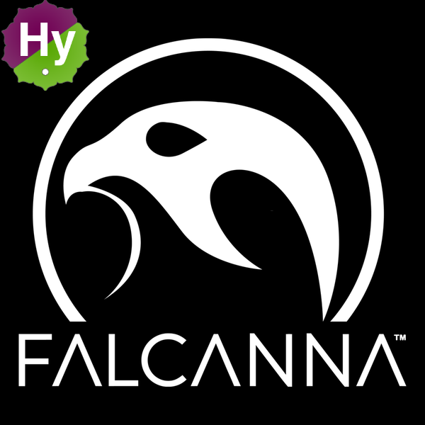 Falcanna logo white 1000 %281%29