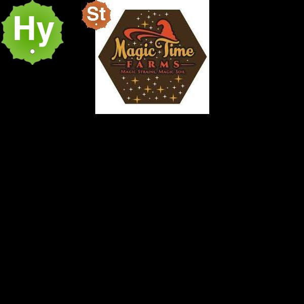 Magic time logo