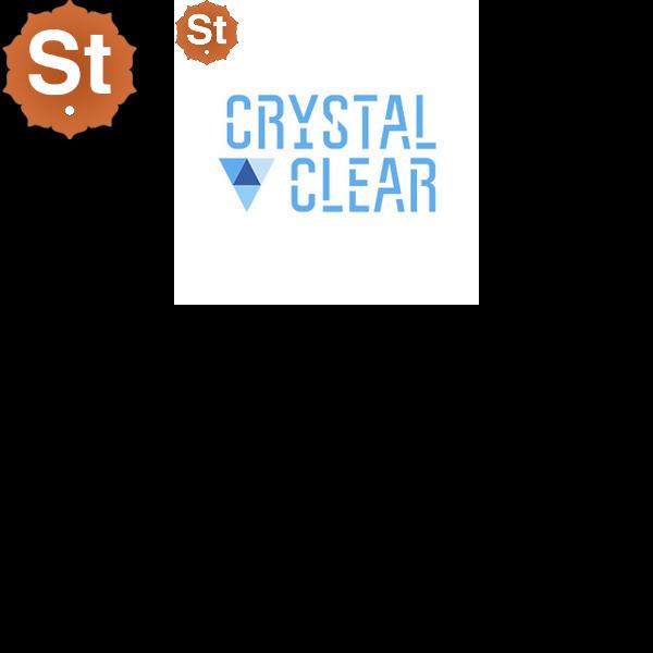 Crystal clear website