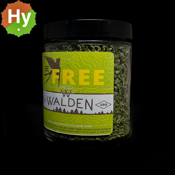 Walden free trim 28g