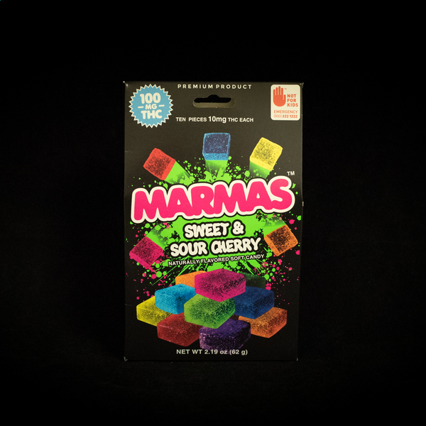 Marmas sweet and sour cherry