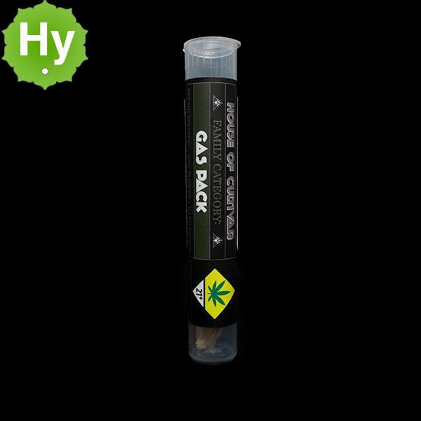 House of cultivar gas pack pre roll v2