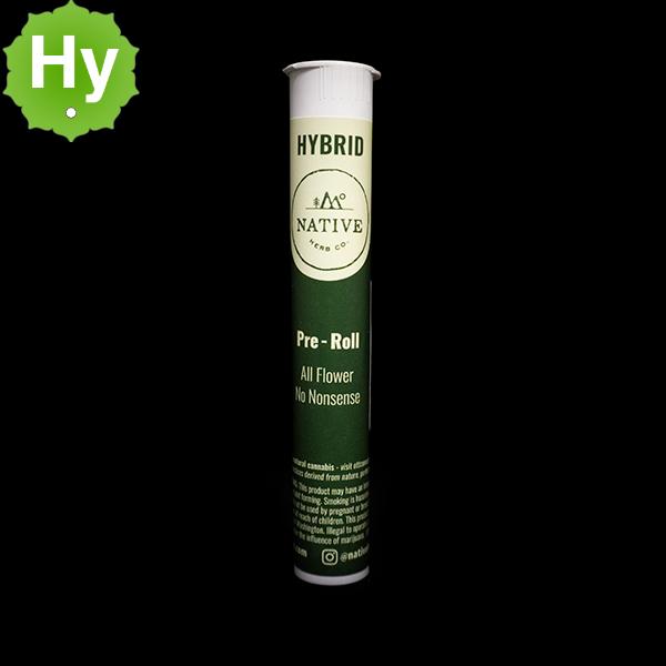 Native hybrid pre roll
