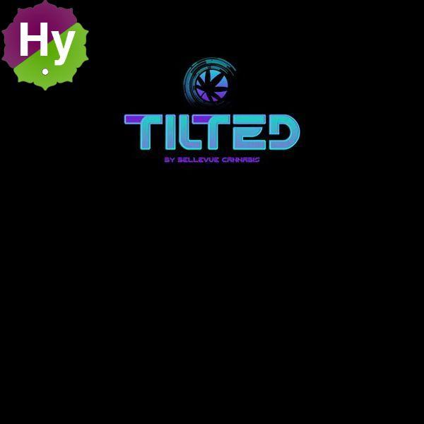 Tilted logo