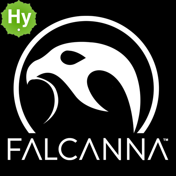 Falcanna logo white 1000