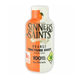 Orange Tincture Shot