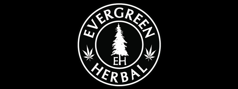 Farm banner evergreen herbal