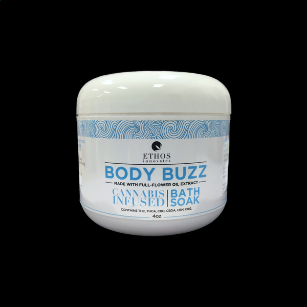 Body buzz bath soak