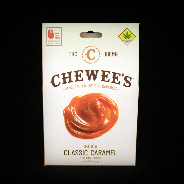 Caramel apple chewee's indica