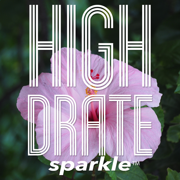 Soda high drate hibiscus