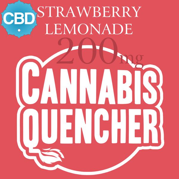 Cq strawberry lemonade cbd 200