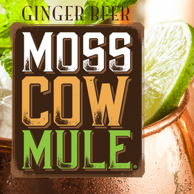 Moss Cow Mule Stone Cold Soda