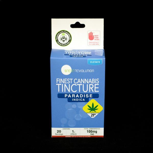 Green reveloution paradise indica