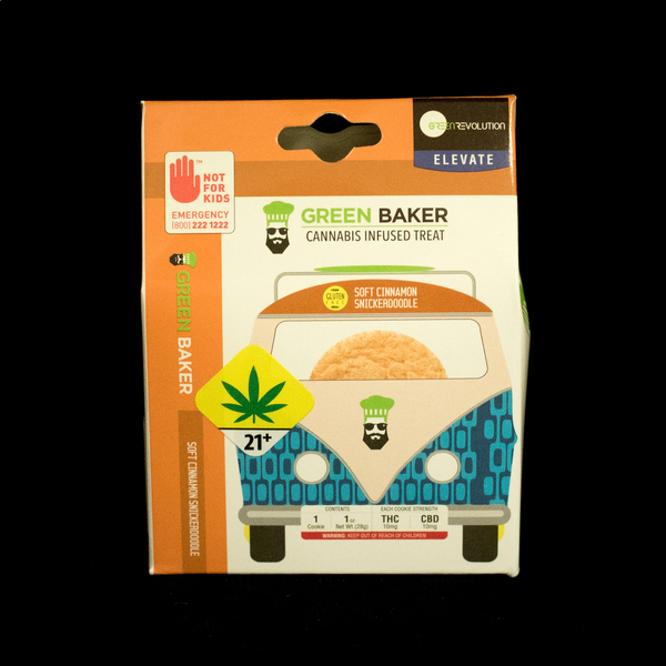 Green reveloution snickerdoodle