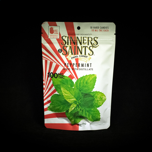 Sinners and saints peppermint
