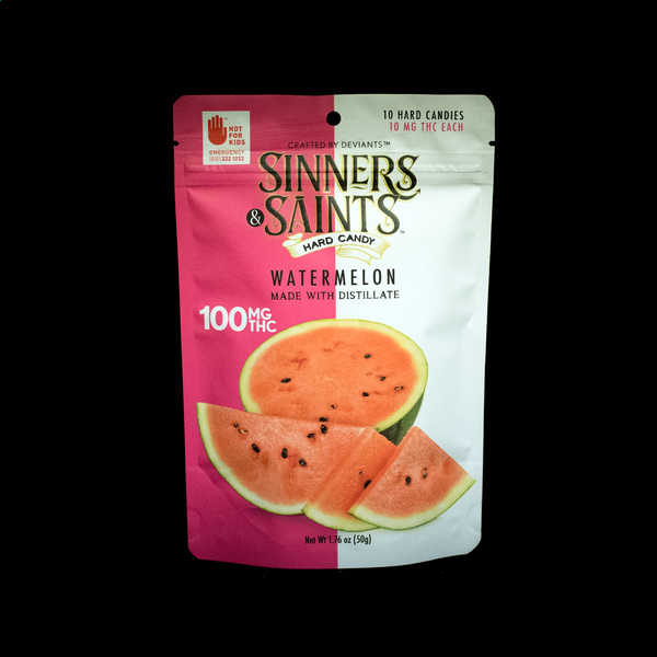 Sinners and saints watermelon