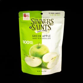 Green Apple Hard Candy
