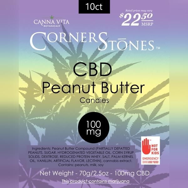 Cv cbd peanut butter 1