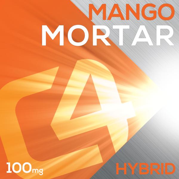 C4 mango mortar hybrid 1