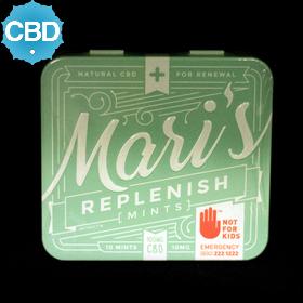 CBD Replenish Mints
