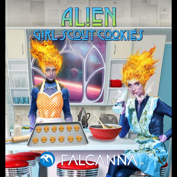 Falcanna alien gsc 2