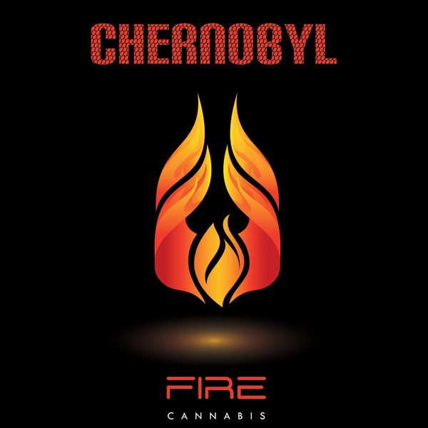 Fire cannabis chernobyl