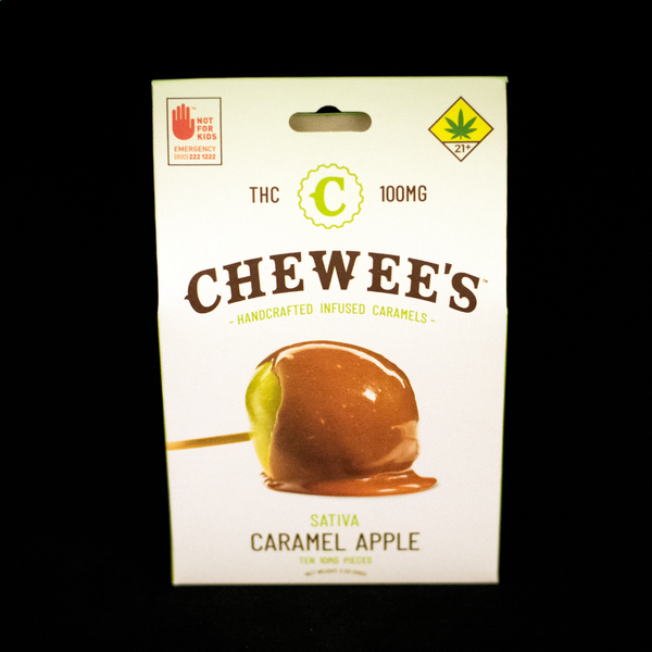 Caramel apple chewee's sativa