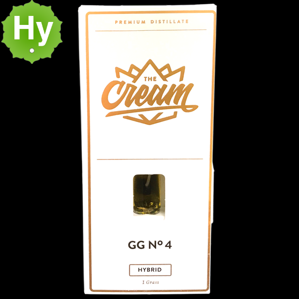 The cream gg no 4 distillate