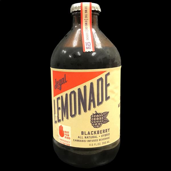 Legal blackberry lemonade