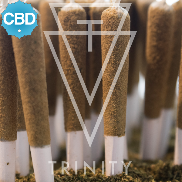 Evergreen herbal trinity lite pre roll joints
