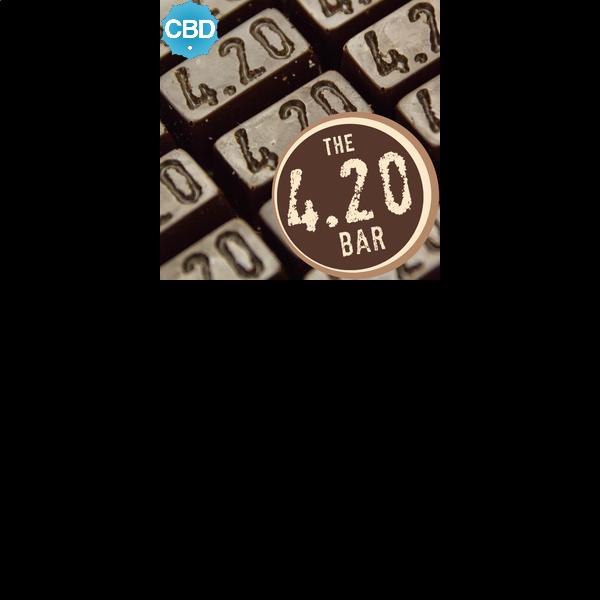 420 dark chocolate sea salt mini