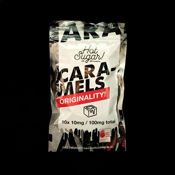 Hot sugar carmels original