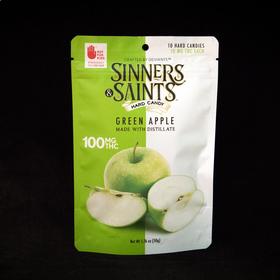 Green Apple Hard Candies