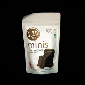 4.20 Minis: Dark Chocolate Sea Salt