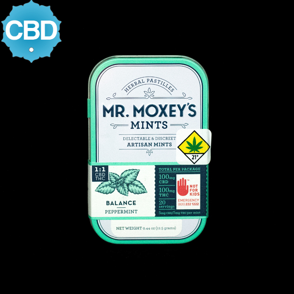 Mr moxey balance peppermint